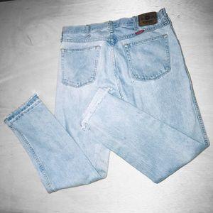 Vintage Wrangler Grunge Dad jeans
